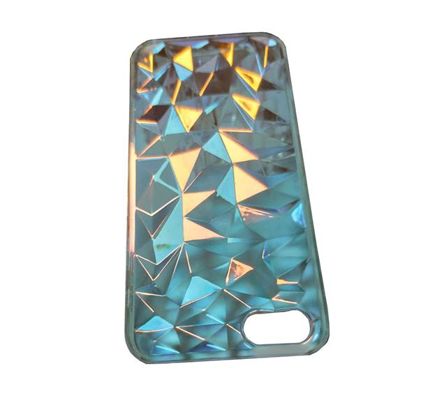 菱形幻彩手机壳-