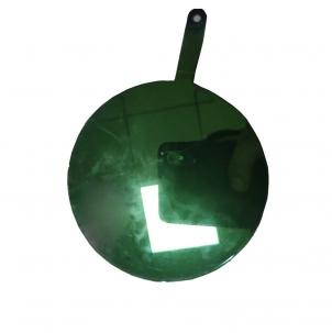 黄绿色太阳镜