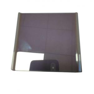 电镀半透面板