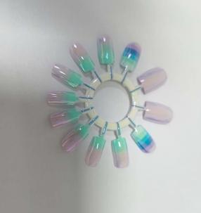 光学镀膜电镀指甲