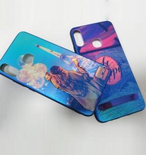 彩色装饰膜手机壳